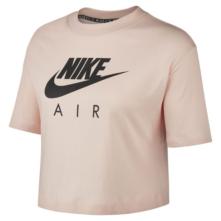 Air Damen-Kurzarmshirt   – shoes/Cloths