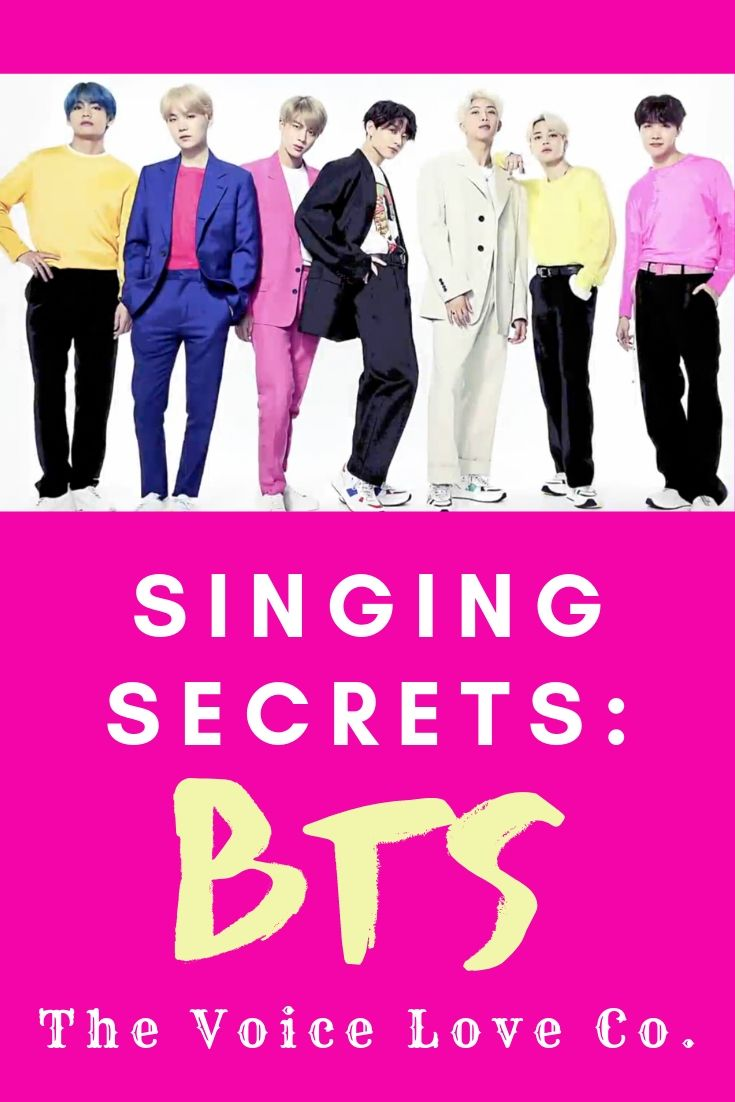 Learn To Sing Like Bts Bts South Korean Boy Band Looks On Singing Secrets Bts Revealed Here At The Voice Love Co Singing Lessons Singing Singing Quotes