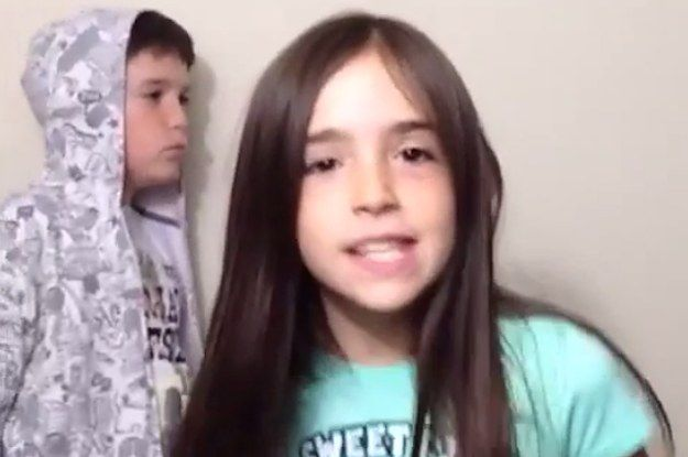 With 2.1 million followers, you may have heard of the Viner family EhBee. They're an adorable, talented family of four, all hilarious and with special talents. The son happens to be an amazing singer, while the daughter can rap like a beast. | This Little Girl Will Slay You With Her Rapping