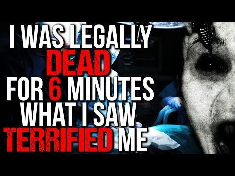 I Was Legally Dead for 6 Minutes, What I saw Terrified Me