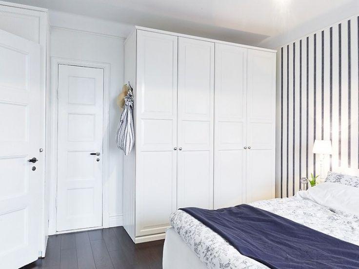 Встроенный шкаф в спальне - как лучше сделать? - Интерьер как он есть