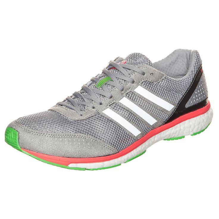 adizero Adios Boost 2.0 Laufschuh Herren    Der adizero Adios Boost 2.0 ist für Läufer, die es gerne leicht mögen und einen besonders dynamischen Schuh für Wettkämpfe oder schnelle Trainingseinheiten suchen.    Die energierückführende boost Zwischensohle versorgt dich bei jedem Schritt mit endlos viel leichter, schneller Energie. Das Coolever Mesh-Obermaterial bietet dir optimalen Temperaturaus...