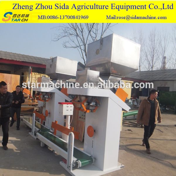 hotsales tapioca starch packing machine for sew sealing