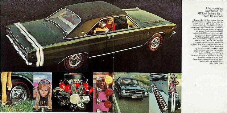 https://flic.kr/p/iYwxVY   1968 Dodge Dart GTS