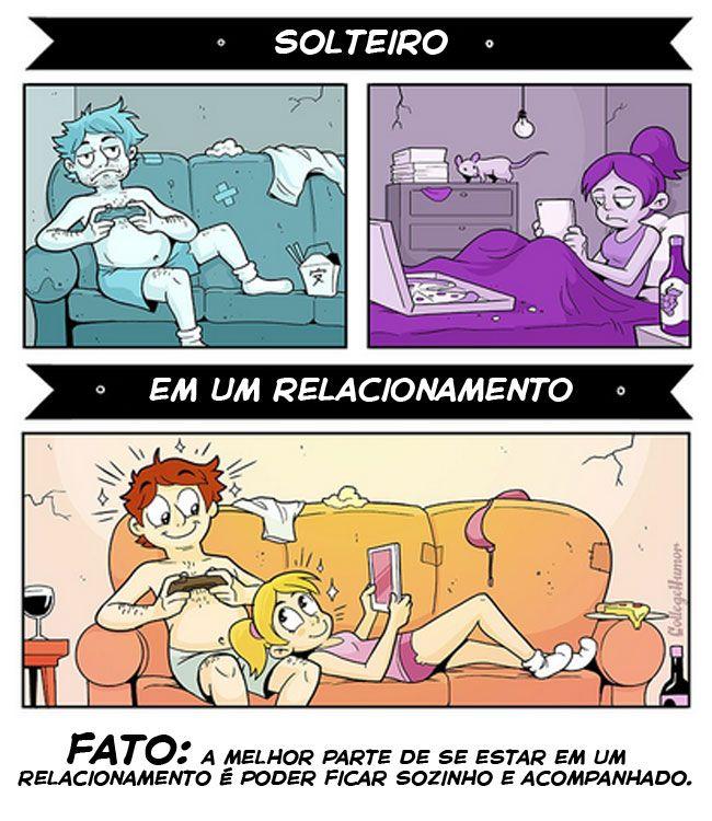 Satirinhas - Quadrinhos, tirinhas, curiosidades e muito mais! - Part 79
