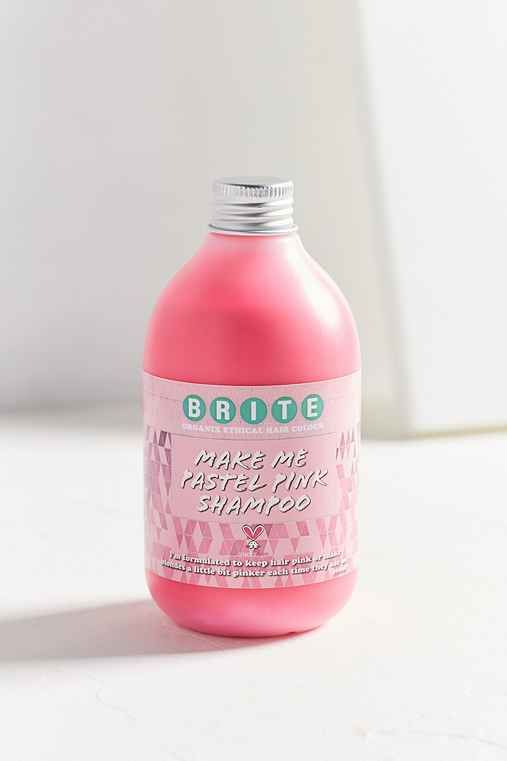 Brite Organix Make Me Pastel Pink Shampoo - Urban Outfitters