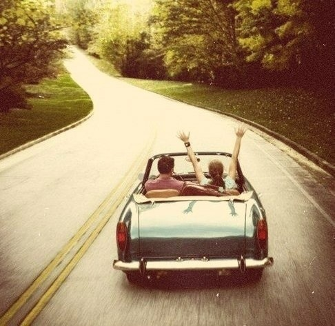 The freedom of driving stress free!  :) #spotontime