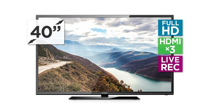 Shop for LED Televisions | Kogan.com from Kogan Australia. Buy discount LED Televisions | Kogan.com for the best prices in Australia