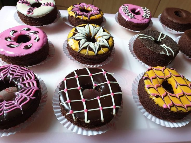 Brownies Donat By Siti Hodijah Langsungenak Com Resep Kue Mentega Kue Telur
