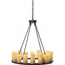 Suspension Candle Light 16 Kare Design