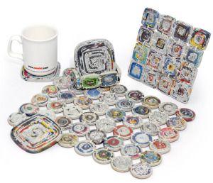 8 Manualidades de material reciclado - Taringa!