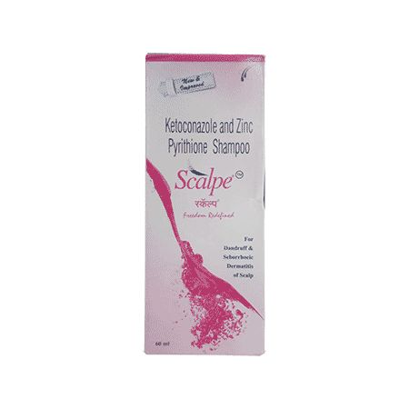 Scalpe Shampoo 60ml Buy Online at Best Price in India: BigChemist.com