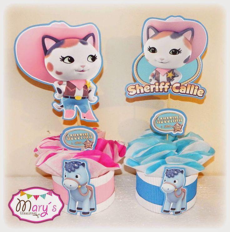sheriff callie | Cumpleaños Sheriff Callie