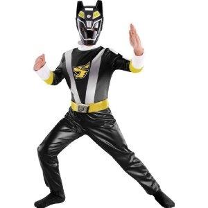 Black Power Ranger Costume