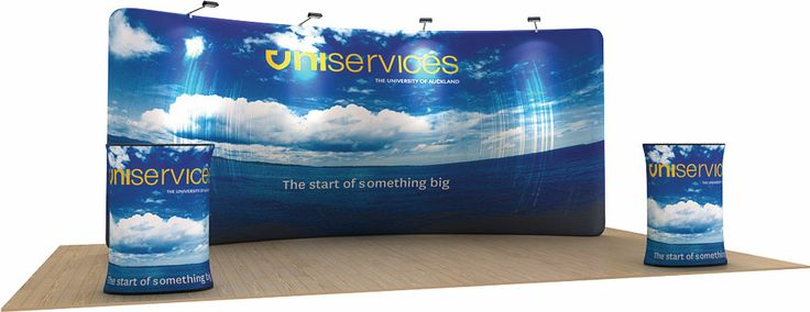 Uniservices Portable Display Kit
