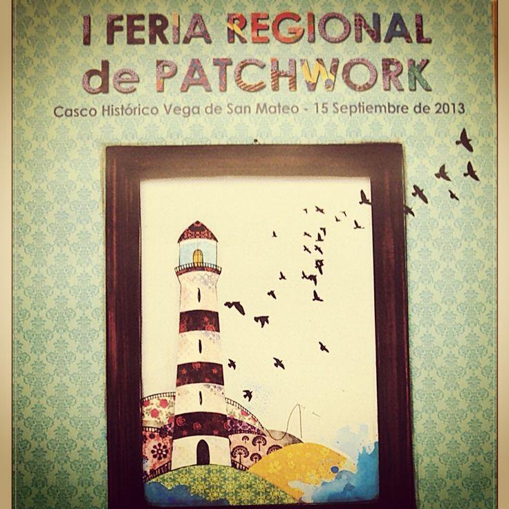 Primera Feria de Patchwork de Canarias!