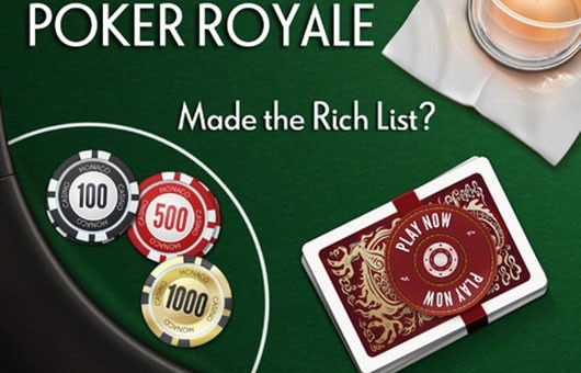Poker Royale Review: A simple but interesting club for iOS devices