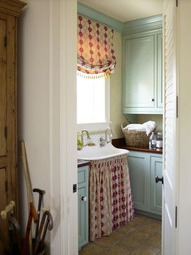 Skirted Cabinets: How To Use Them And Love Them