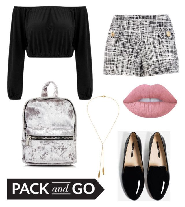 """""""Spring is coming."""" by just-lea ❤ liked on Polyvore featuring Boutique Moschino, Lime Crime and Bølo"""