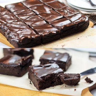 Ripped Recipes - Sweet Potato Protein Brownies - Give these delicious brownies a try!