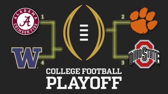 College Football Final 4 Preview show:W/Former Alabama Lineman Bill Searcy!