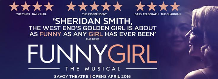 ★★★★★ 'Smith scores in Michael Mayer's exhilarating embrace of a production' FUNNY GIRL