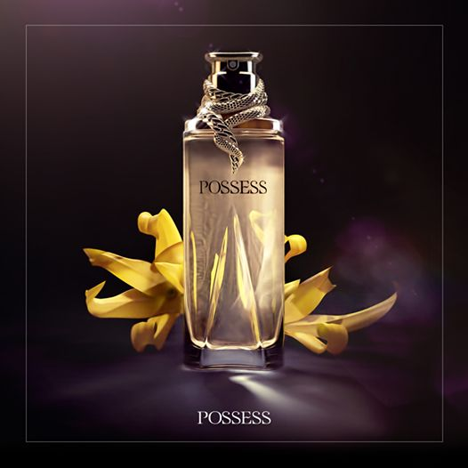 Possess. Fonte: Oriflame.