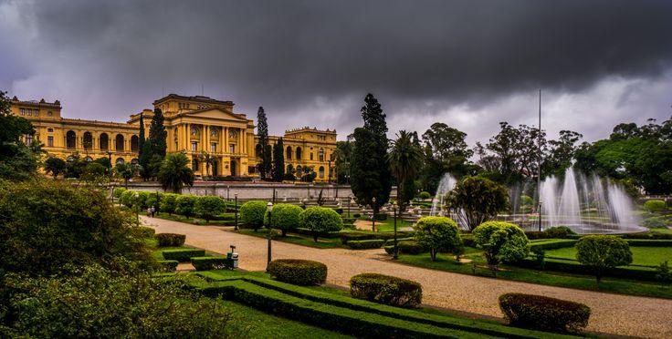 São Paulo (SP) - Museu Paulista Parque da Independencia Sao Paulo  Foto: Boris G.| @diegotrambaioli