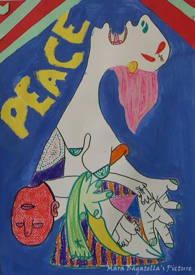 La Casa sulle zampe di gallina: Lezioni pratiche di Storia dell'arte: Guernica (P. Picasso)