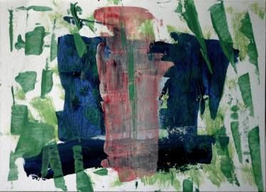 "Saatchi Art Artist Susan diRende; Painting, ""Running away, I stopped here"" #art"