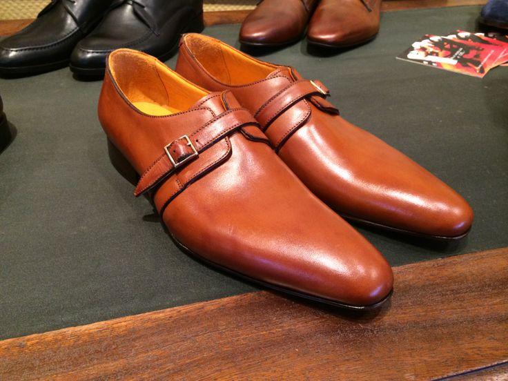 'Milan' in een hele mooie cognac kleur!