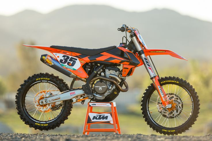 Since its introduction in 2011, the KTM 350 SX-F has been continually revamped in an effort make it a legitimate competitor in the 450 class. When I first rode it in 2011, I didn't really consider it something I'd attempt to race in that class, b...