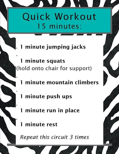 Get Fit for Free - Home Workouts, No Equipment Required ...