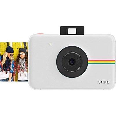 Chollo en Amazon España: Cámara Polaroid SNAP con impresión de fotos por solo 119,99€ (14% de descuento sobre el precio anterior y precio mínimo histórico)