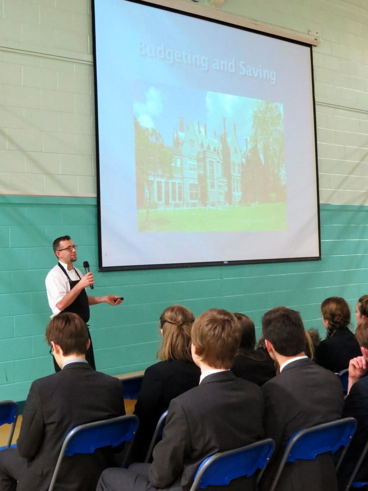 David Plunkett from Sodexo, on Budgeting and Saving after school