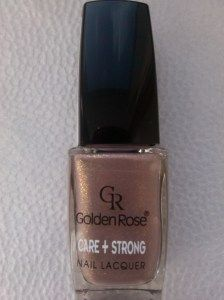 Golden Rose Nail Polish -- 204