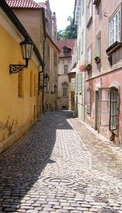 Discover Prague..