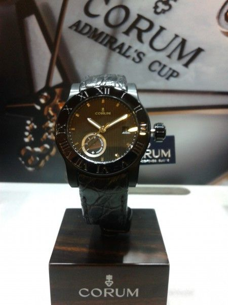 Corum Admiral's Cup / 373.516.98 / F221BN75