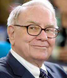 Warren Buffett   $50B