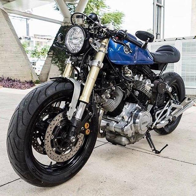 125er cafe racer motorrad bild idee. Black Bedroom Furniture Sets. Home Design Ideas