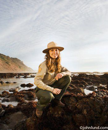 how to become a park ranger australia