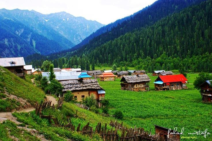 Halmat Neelum Valley AZAD KASHMIR PakisTan
