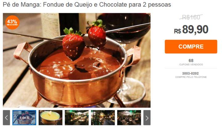 14 restaurantes para comer fondue ou sopa com até 55% OFF em SP