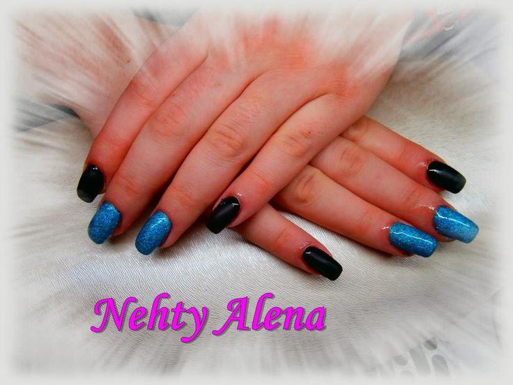 nail design lesk matt