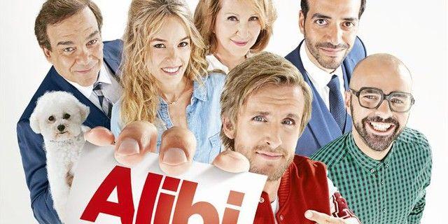 """Affiche du film """"Alibi.com"""", de Philippe Lacheau"""