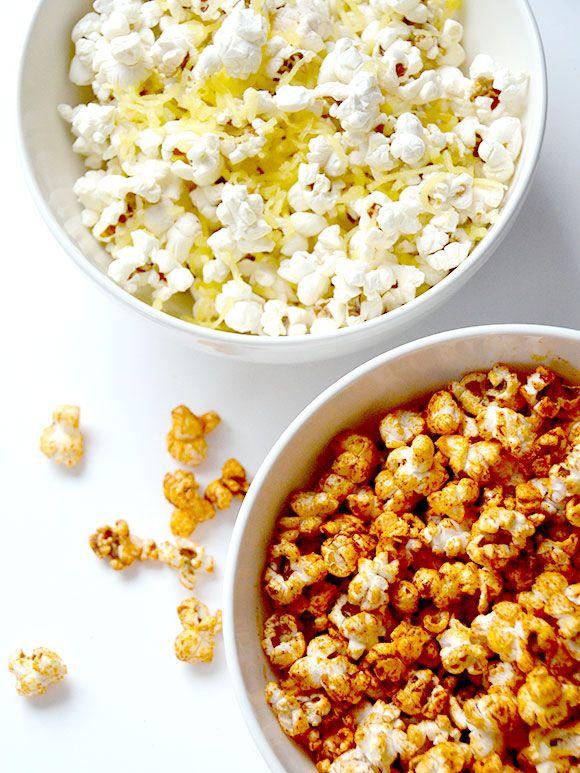 Variëren met popcorn - My Simply Special