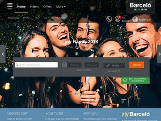 barcelo.com BARCELO HOTEL Coupon Codes & Deals