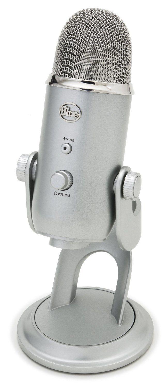 Blue Yeti Multi-Pattern USB MIC for Recording & Streaming | MaxStrata