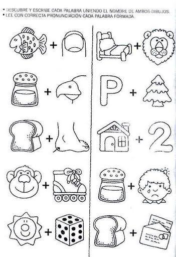 Fichas para imprimir de los cuadernillos de letramania pensadas para niños de educación infantil y primaria. Ficha Nº1 : Lápices de colo...