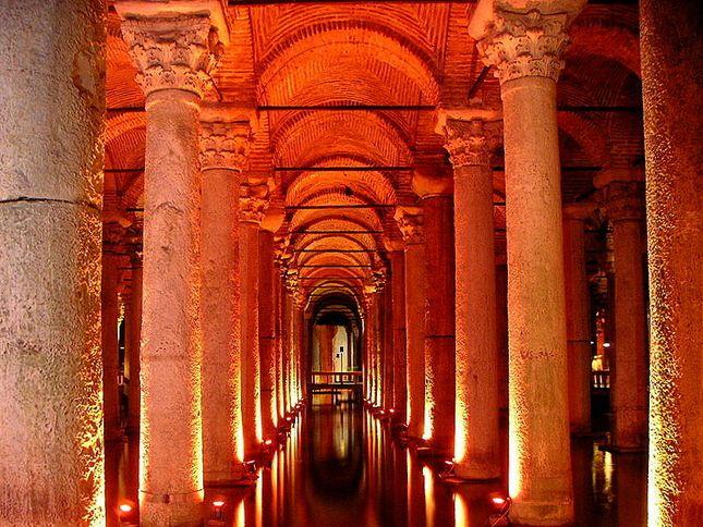 Yerebatan+Sarayi+(Underground+Cistern)